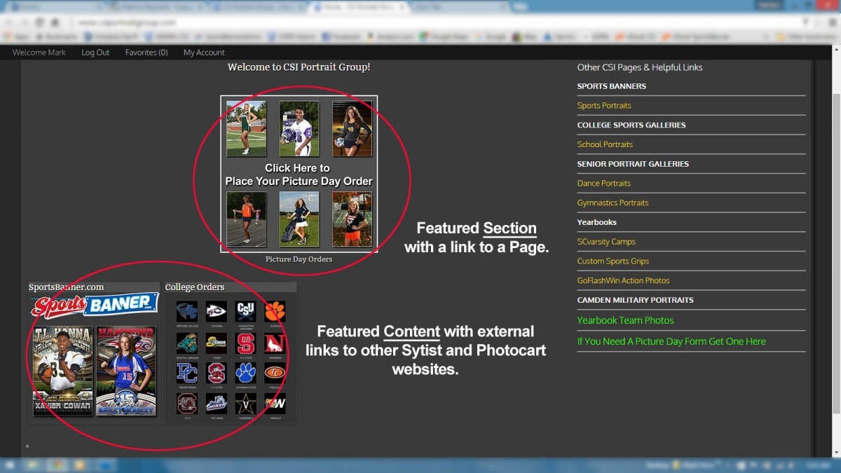 Feature Requests - Support Forum | Sytist | PicturesPro